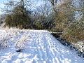 Public footpath near Manor Farm - geograph.org.uk - 1625869.jpg