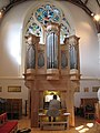 Pulham organ in St Stephen's - geograph.org.uk - 970264.jpg