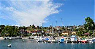 Pully Municipality in Switzerland in Vaud