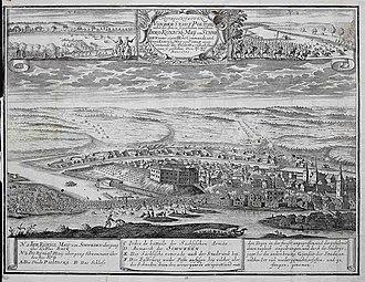 Pułtusk - Battle of Pułtusk (1703)