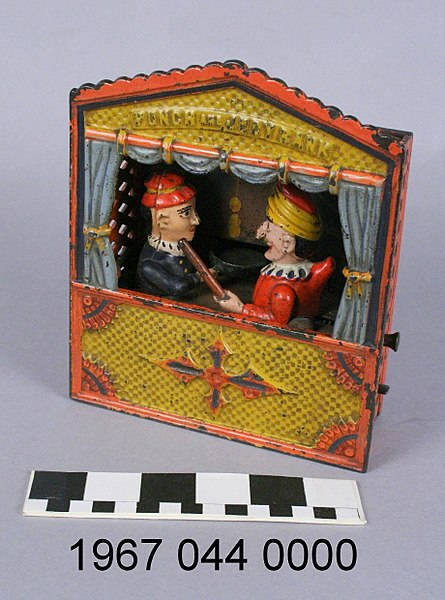 File:Punch and Judy Mechanical Coin Bank.jpg