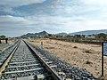 Pushkar - Railway track.jpg