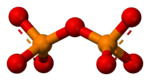Pyrophosphate anion