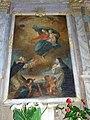 Quéménéven (29) Chapelle Notre-Dame de Kergoat Intérieur 06.JPG