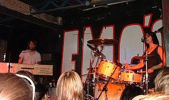 Quasi - Quasi performing live at SXSW in Austin, TX, 2003.