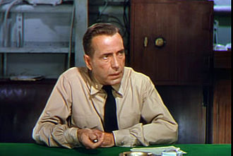 The Caine Mutiny (film) - Humphrey Bogart