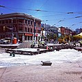 Queen and Spadina roadwork July 2012.jpg