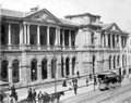 Queensland State Archives 2684 General Post and Telegraph Offices Brisbane c 1890.png