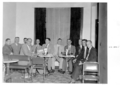 Queensland State Archives 4834 Private Secretarys Farewell to Mr C Curtis 1953.png