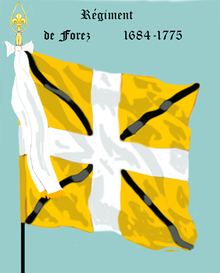 Image illustrative de l'article Régiment de Forez (1684)