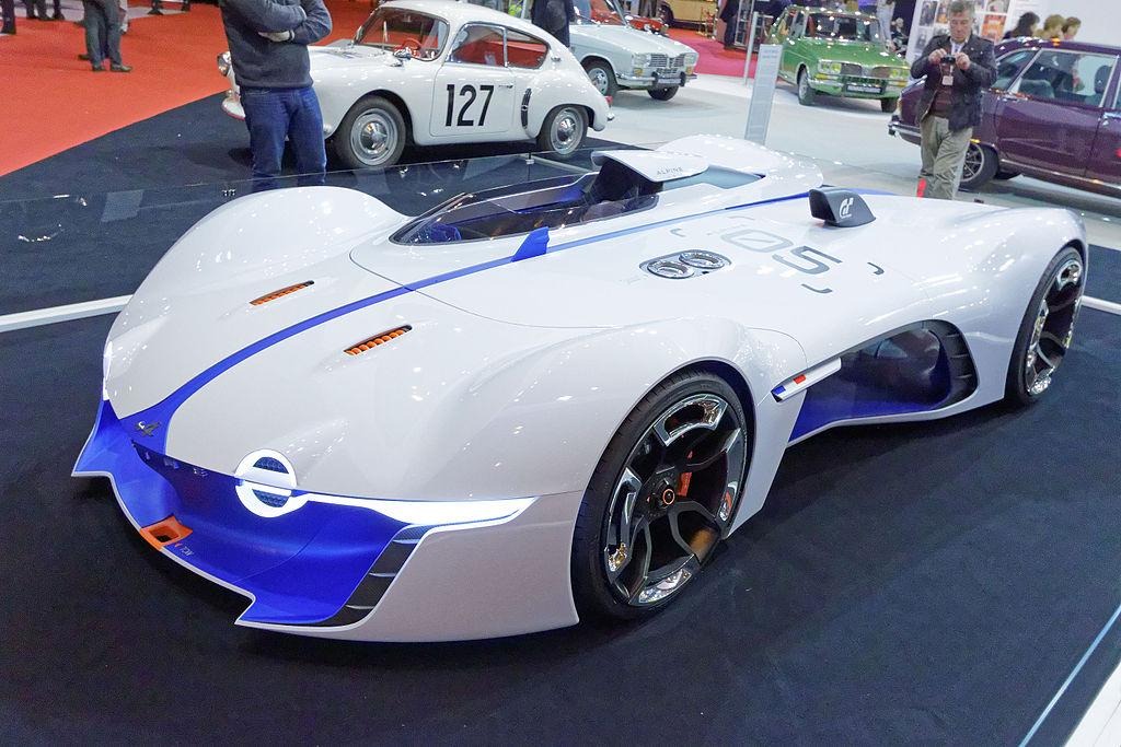 Filertromobile 2015 Alpine Vision Gran Turismo 2015 007g