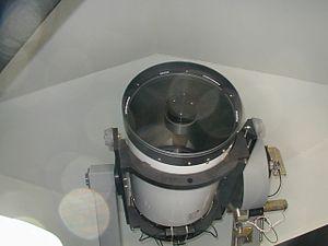 Fenton Hill Observatory - Image: RAPTOR S telescope