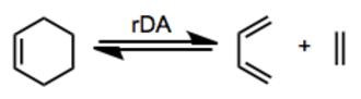 Retro-Diels–Alder reaction - Image: RDA Gen