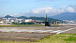 ROCAF C-130H 1304 Taking off from Songshan Air Force Base 20151222b.jpg