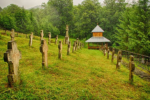 RO BZ Gura Siriului World War I heroes cemetery 02