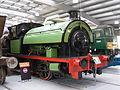 RSH 0-4-0ST 7063 'Eustace Forth' (1942) Locomotion Shildon 29.06.2009 P6290039 (9989483175).jpg