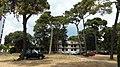 RUINA VEDĽA HOTELA - RUIN BESIDE THE HOTEL - panoramio.jpg