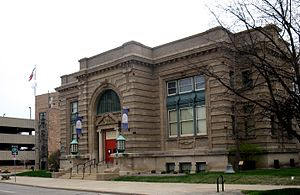 Racine Heritage Museum - Image: Racine Heritage Museum