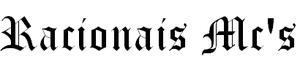 Português: Logotipo do grupo Racionais Mc's.