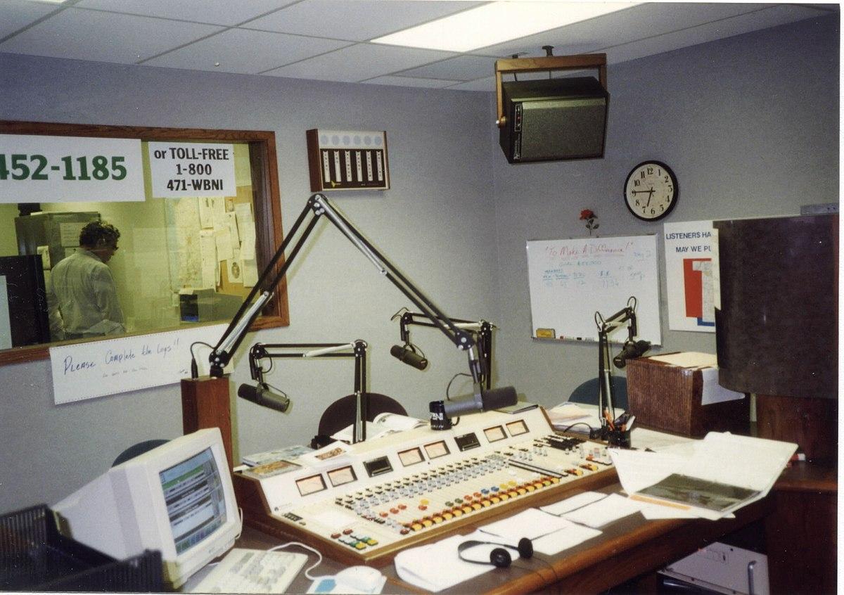 Radio Producer Wikipedia