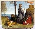 Raffaello, orazione nell'orto, da predella della pala colonna, 1504-05.JPG