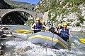 Rafting sur le Verdon Premières frayeurs.jpg