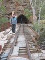 Rail bridge into El Ahouli mines.jpg