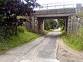 Railway Bridge near Farm Park - geograph.org.uk - 494568.jpg