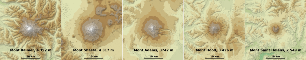 Rainier Shasta Adams Hood Saint Helens Comparison.png