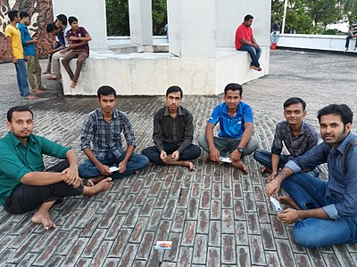 Rajshahi Wikipedia Meetup, August 2017 14.jpg