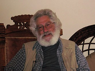Ralph Abraham (mathematician) - Image: Ralph Abraham