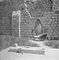 Ramle In een muur ingebroken poortje, Bestanddeelnr 255-3853.jpg