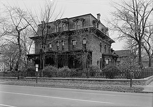 Alexander Ramsey - Ramsey's house in Saint Paul, Minnesota, 1960