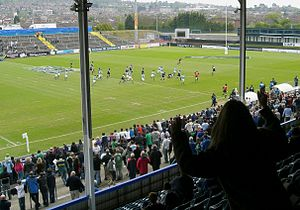 2007 Under 19 Rugby World Championship - Host nation Ireland beats Scotland 34–0 in the playoff for 9th place