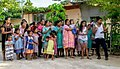 Razas Amuzga de Pueblo Tierra Colorada Municipio Ometepec Guerrero México Amuzgo Nonmdaa Can'oom de la region Zacoalapan Guerrero México.jpg