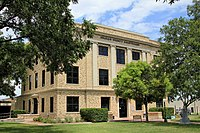 Reagan county tx courthouse 2014.jpg