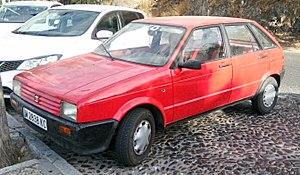 SEAT Ibiza - SEAT Ibiza Mk1