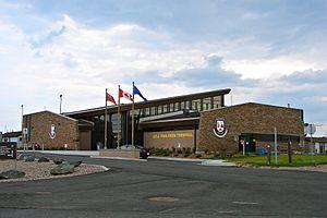 Red Lake Airport - Image: Red Lake Airport