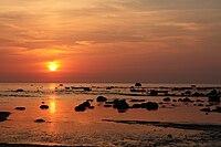 Закат в Какумяэ