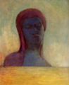 Redon, Closed eyes, 1894.png