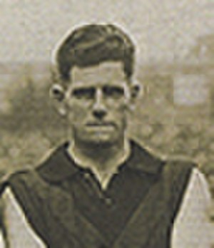 Reg Whitehead - Whitehead in May 1925