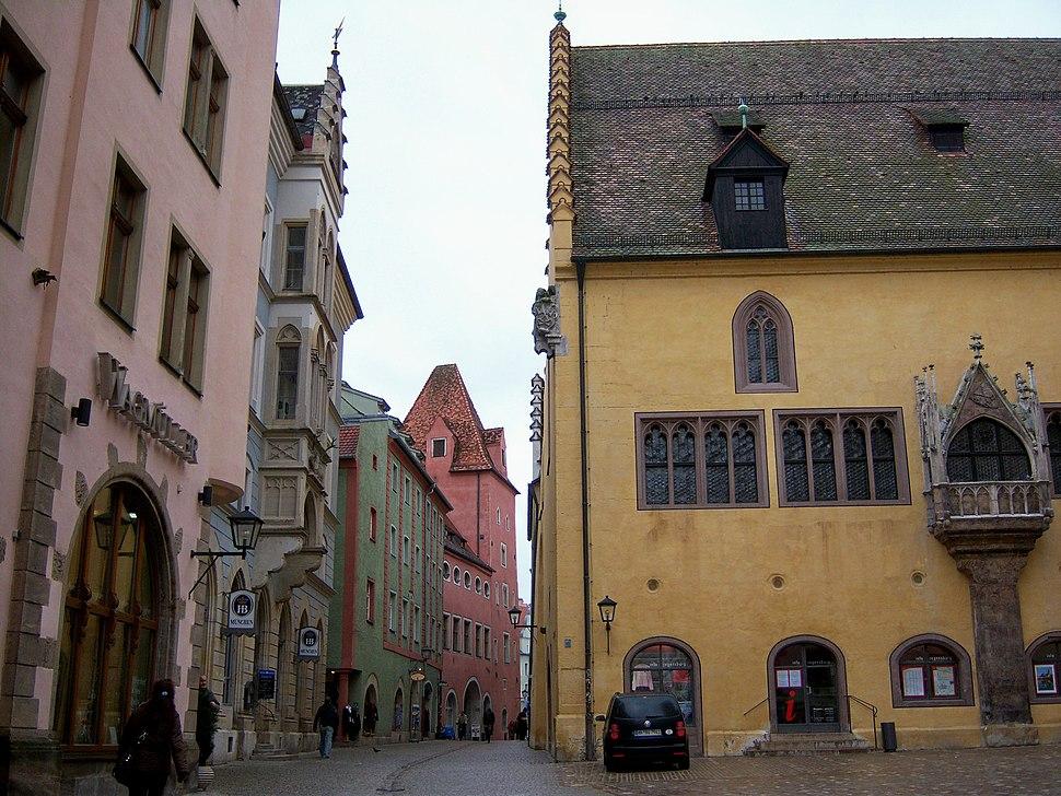 Regensburg square