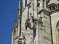 Regensburger Dom, Suedfassade, Wasserspeier 1.jpg