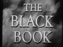 alt=Description de l'image Reign of Terror (1949), aka The Black Book, by Anthony Mann.png.