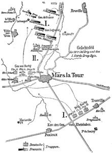 1870 - la bataille de Mars-la-Tour 220px-Reiterkampf_bei_Mars-la-Tour_%28Krieg_und_Sieg_1870-71%29