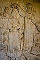 Relief im Innenhof des Klosters.jpg