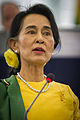 Remise du Prix Sakharov à Aung San Suu Kyi Strasbourg 22 octobre 2013-15.jpg