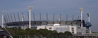 Victoria cricket team - Victorian Bushrangers' home ground, the MCG.