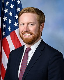 Rep. Peter Meijer official photo 117th Congress.jpg