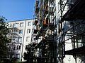 Repair of balconies, Poznan, os. Winiary, VIII 2013r.jpg